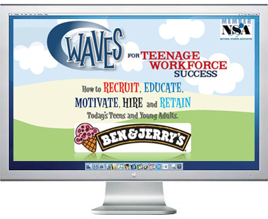 Ben & Jerry's Customized Webinar